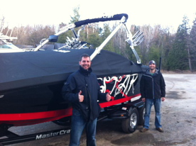 mastercraft after seatrial