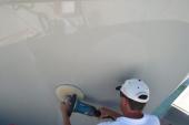 boat waxing and polishing