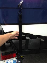 boat trailer straps