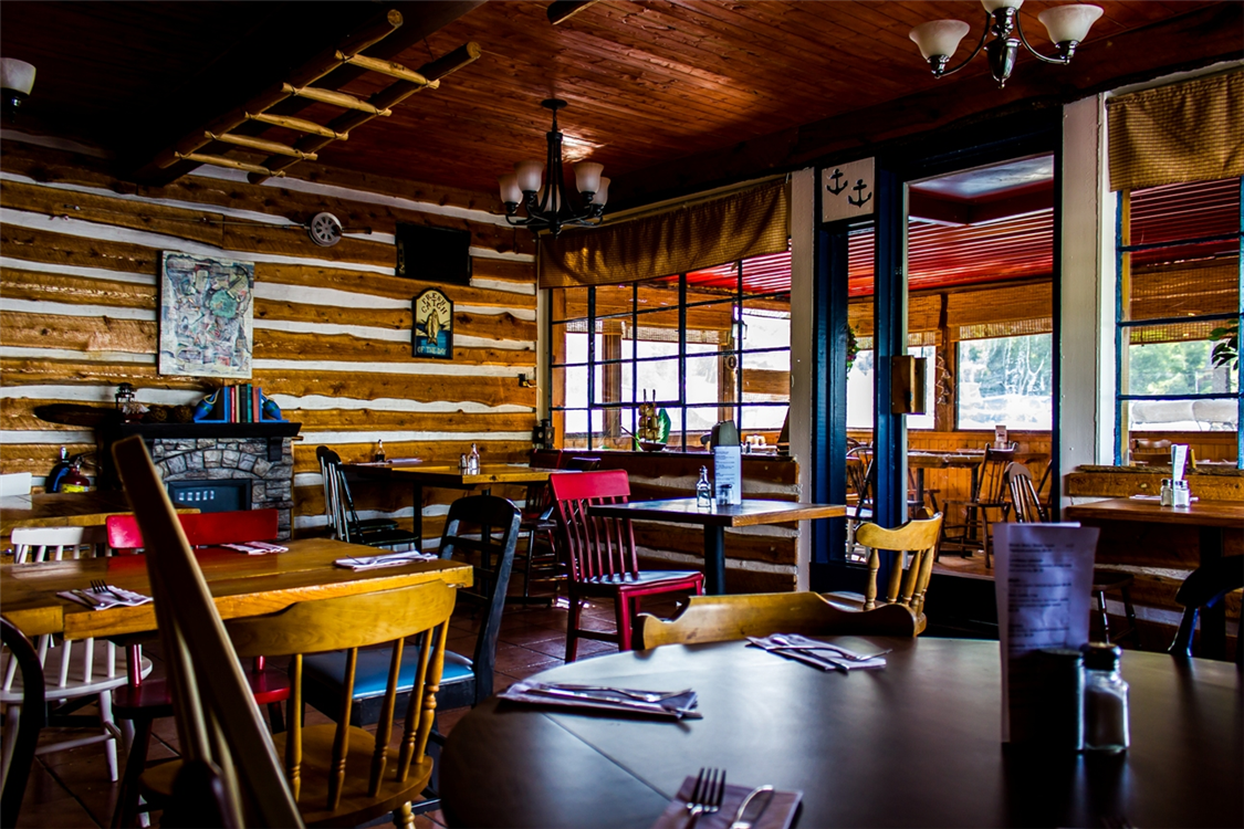 Our restaurant is a focal point for friends. Amazing food, the best people, fantastic beers, wines, and all with Big Rideau Lake views!