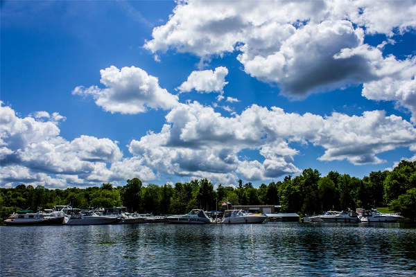 The Big Rideau has given you another day with friends and family. How will you remember it?