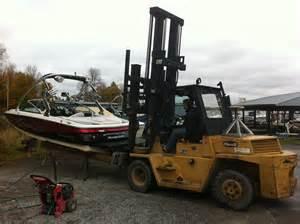 marine service on big rideau lake