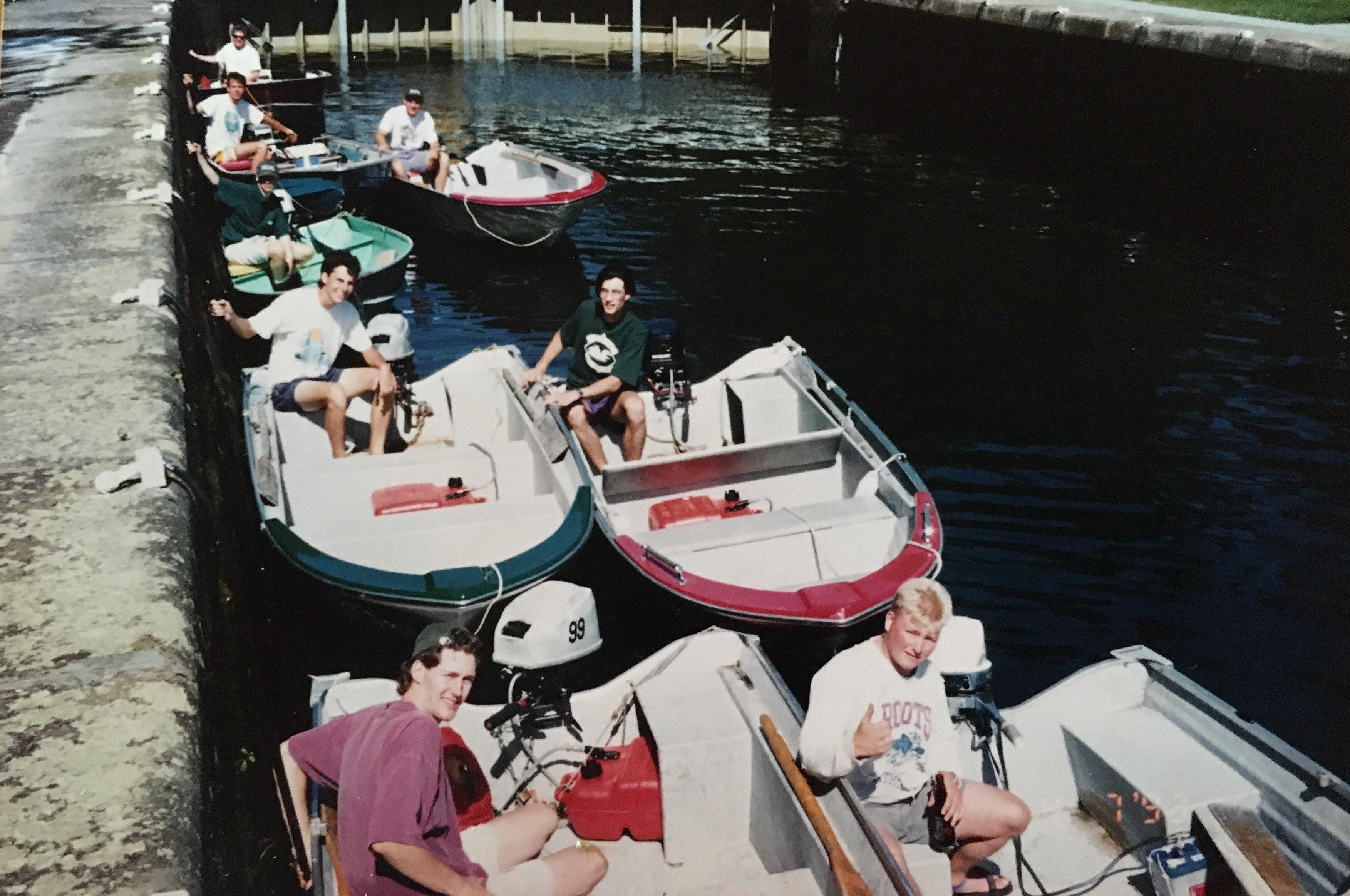 rideau canal boat tour 1