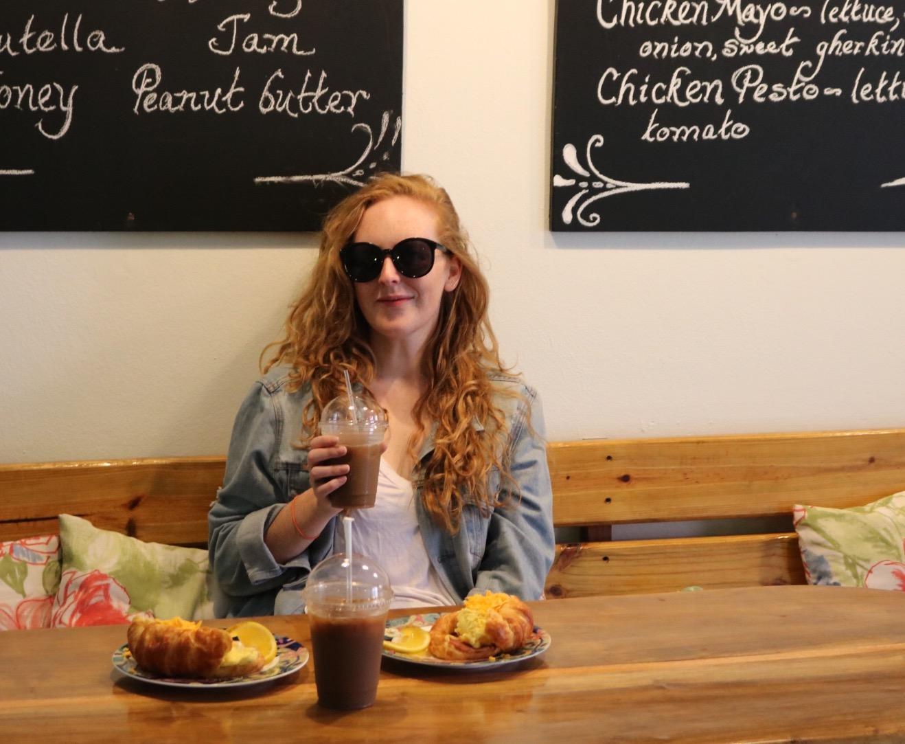 alexandria owen and her food.jpg